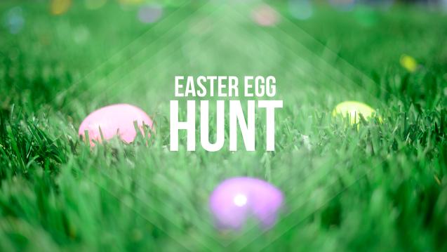 Easter Egg Hunt at POK